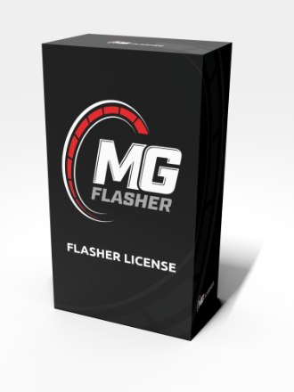 Picture of Flasher License - B58 F and G series